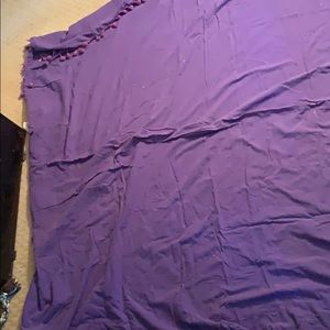 Urban Outfitters Bedding - Urban outfitters purple queen duvet cover